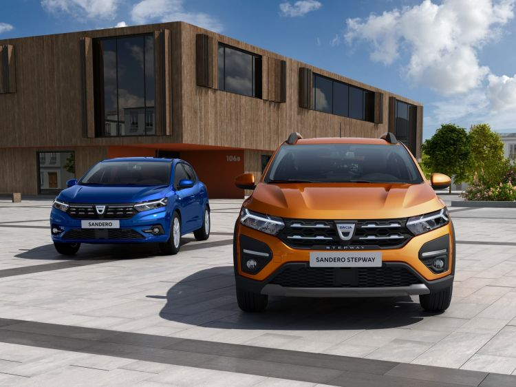 2020 New Dacia Sandero And Sandero Stepway 2