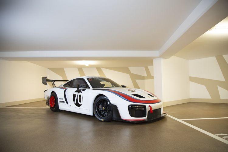 2020 Porsche 935 Martini 0