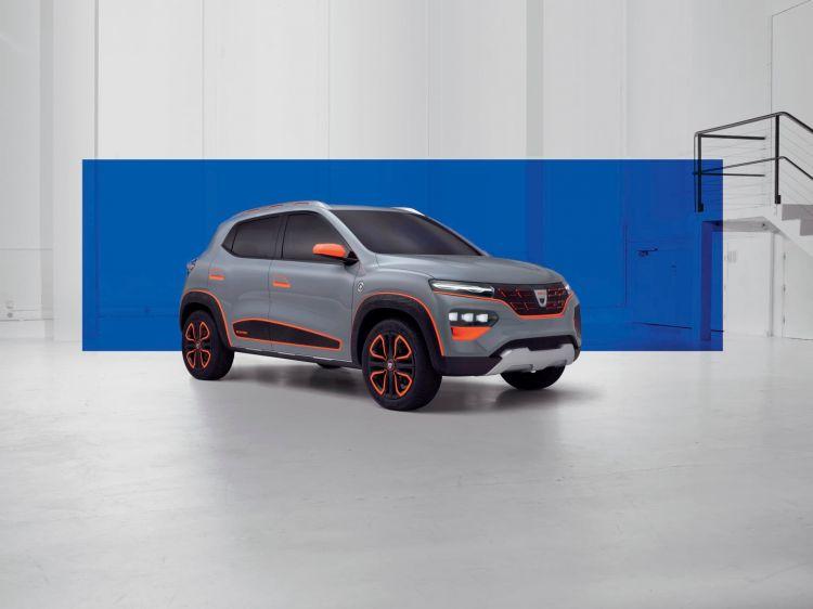 2020 Dacia Spring Show Car 1