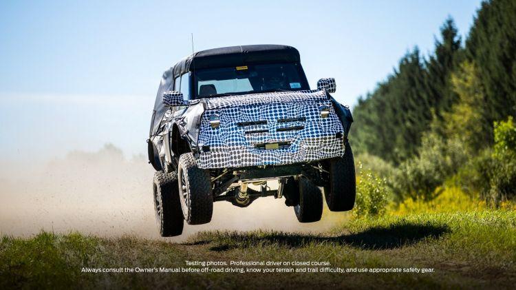 2021 Ford Bronco Raptor Portada 0920 01