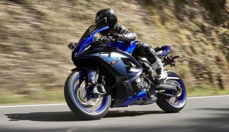 2021 Yamaha Yzf R7 E1621427862669