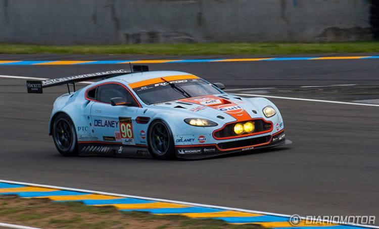 24 Horas de Le Mans 2013 GTE Pro