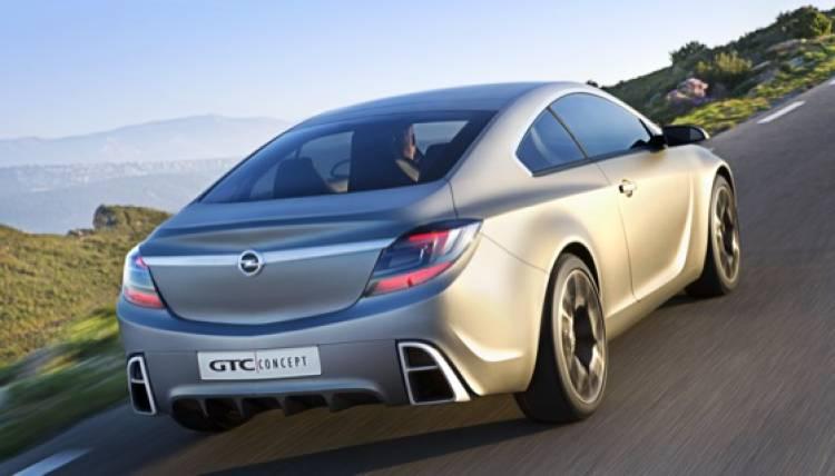 Opel Gran Turismo Concept