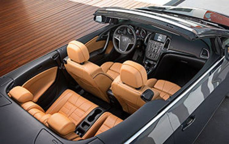 Opel Cabrio 2013