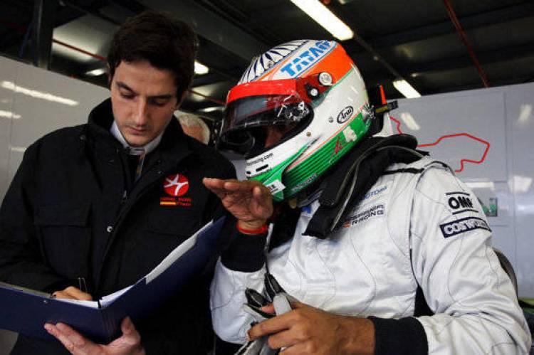Como ser piloto de carreras - Javier Morcillo