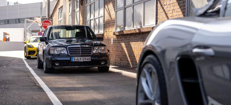 3 Curiosidades Mercedes 500 E W 124 05 Portada