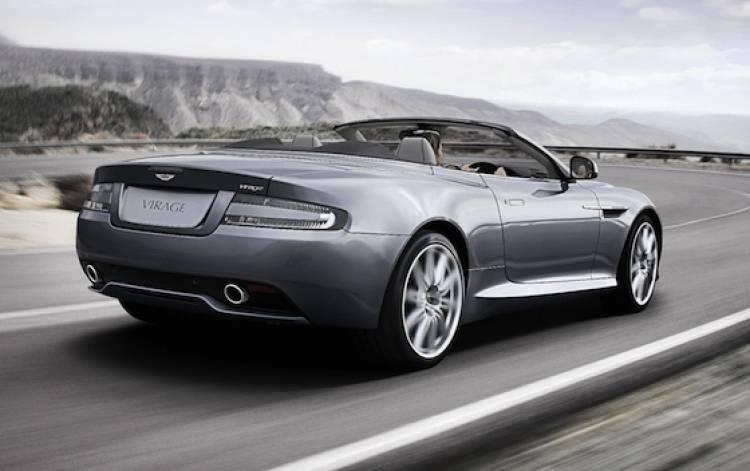 Aston Martin Virage y Virage Volante