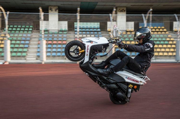 500 Kilometros A Caballito Con Una Scooter 8