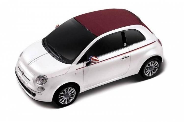 Fiat 500 Nation Edition