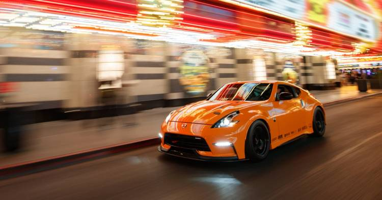 Nissan 370z Project Clubsport 23