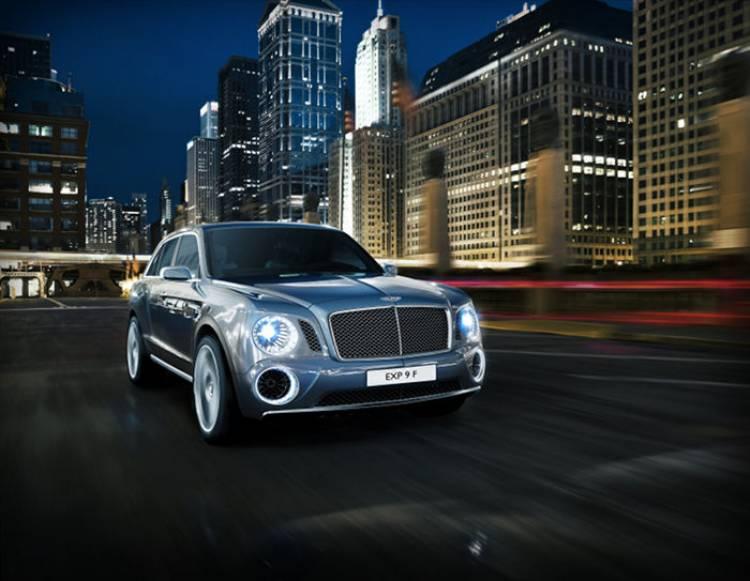 Reflexión sobre el nuevo SUV de Bentley