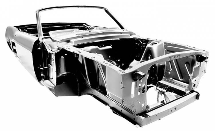 Mustang del 67