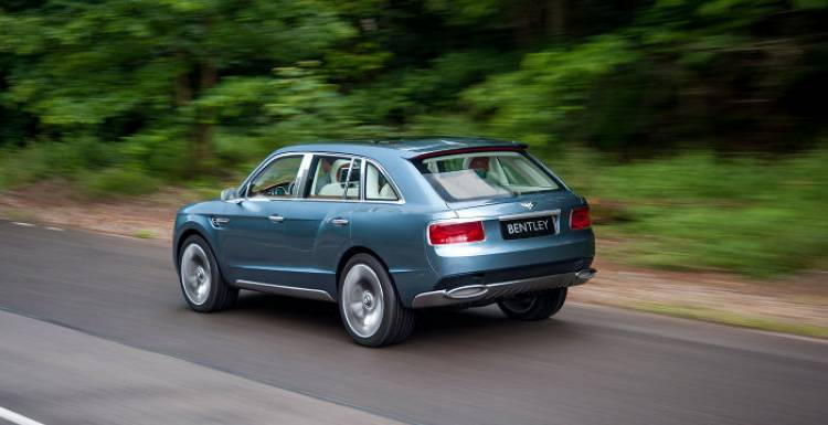 Bentley confirma la llegada de un SUV