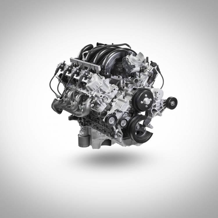 7.3l V8 Gas Engine