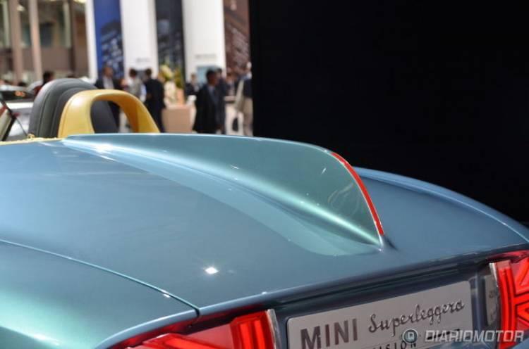 MINI Superleggera Vision Concept 2014 en directo desde París