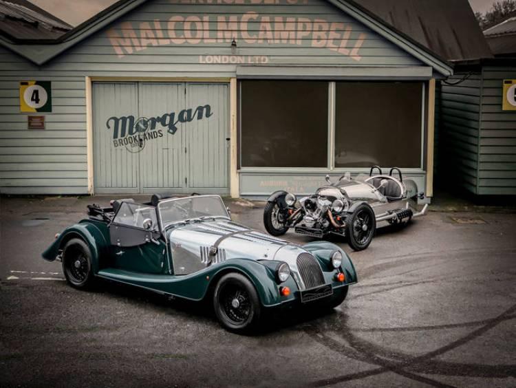 Así se construye un Mogan: visita guiada, en vídeo, a las instalaciones de Morgan