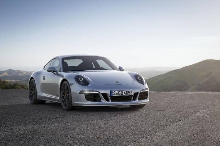 Porsche 911 Carrera GTS 2014 en vídeo