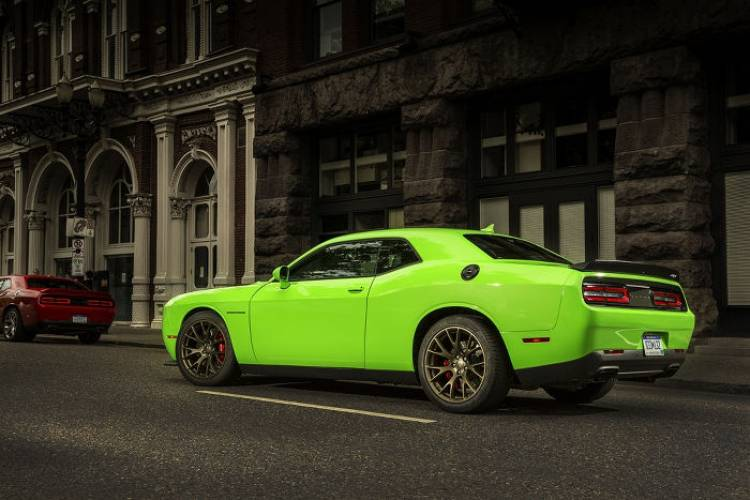 Dodge Challenger SRT Hellcat: ¡rumbo a los concesionarios!