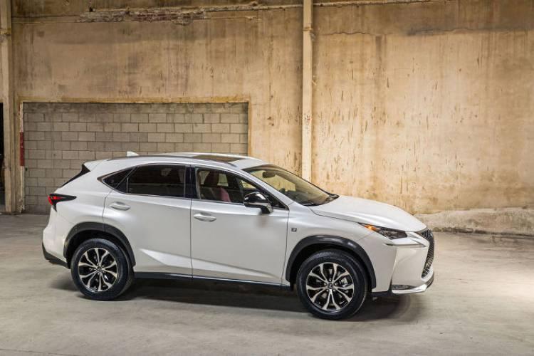Lexus NX 200t 2015, primeros detalles: llegará en febrero con 238 cv