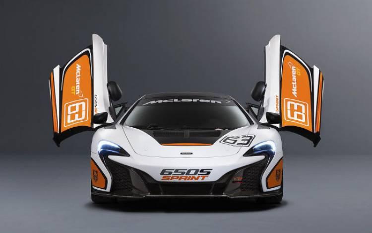 Vídeo del McLaren 650S GT3