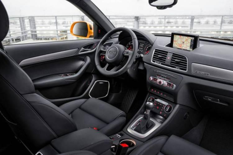 Galería de imágenes del nuevo Audi Q3 2015