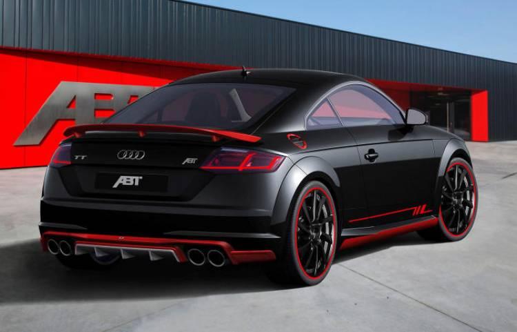 ABT TT: la primera preparación para la nueva generación del Audi TT