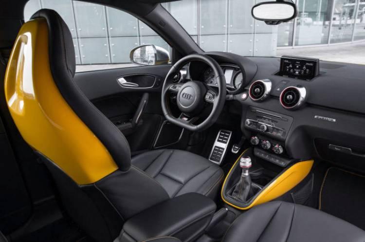 Audi S1 y S1 Sportback: desde todos los ángulos, nuevas fotos de la pequeña bestia de Ingolstadt