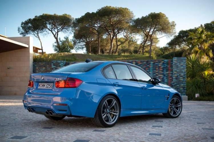 BMW M3 2014: nueva galería de imágenes