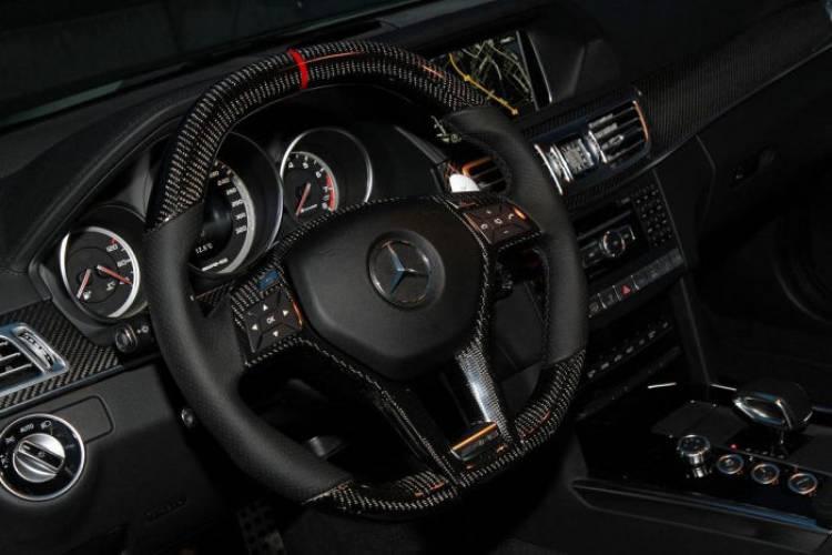 ¿Un Mercedes Clase E de 850 caballos? Posaidon lo ha hecho posible