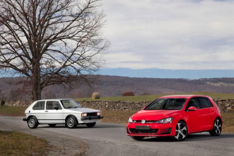 Volkswagen Golf GTI, nueva galería de imágenes