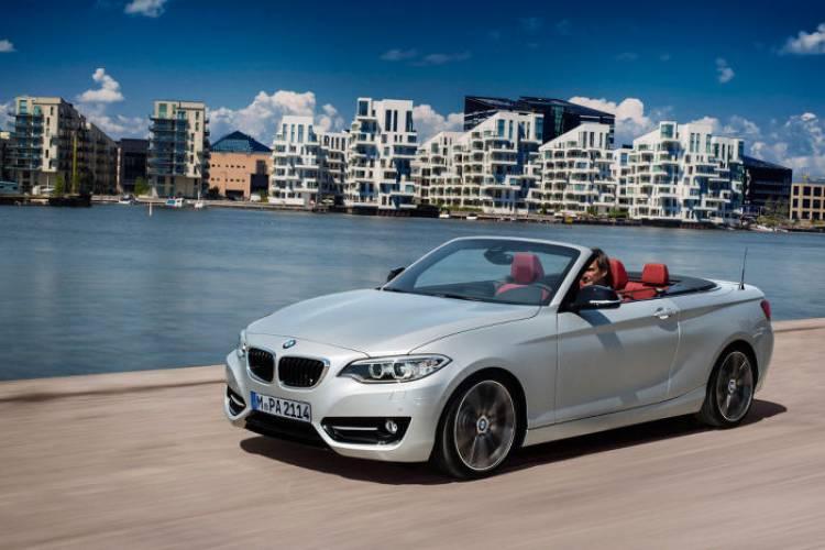 BMW Serie 2 Cabrio, gama y precios: en España desde 38.500 euros