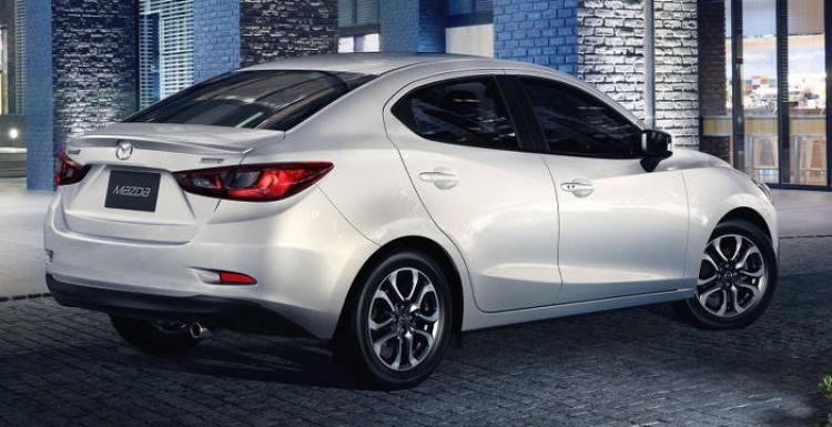 Mazda2, ahora también convertido en sedán