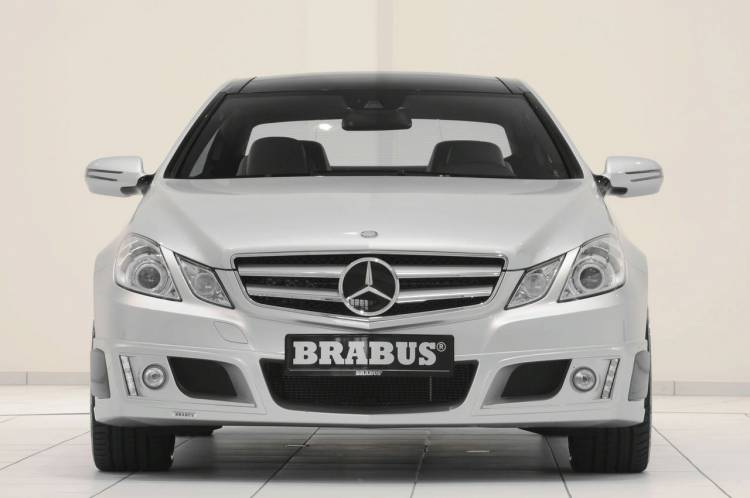 Mercedes-Benz Clase E Coupé por Brabus