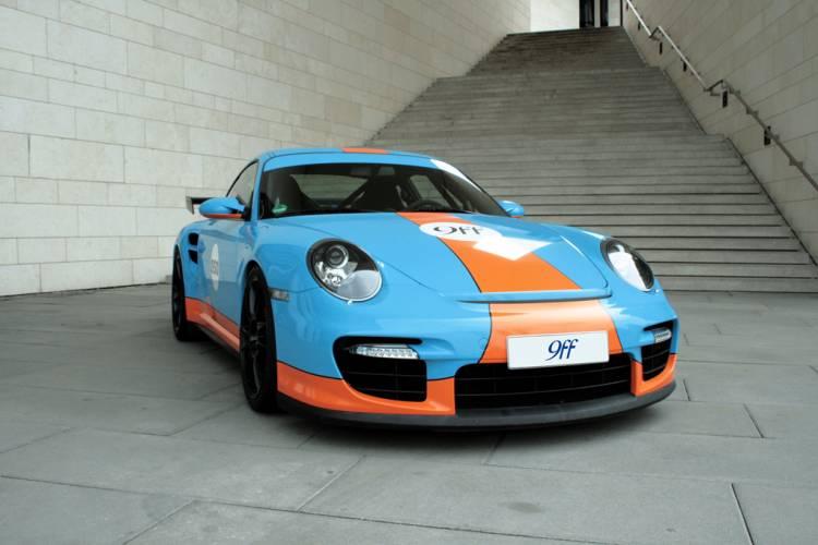 9ff BT-2 Porsche 911 GT2