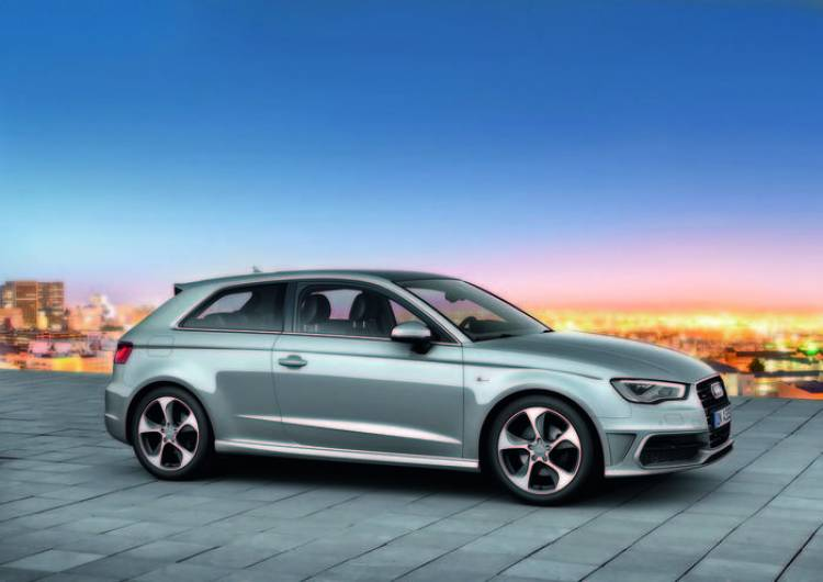 Nuevo Audi A3 2012