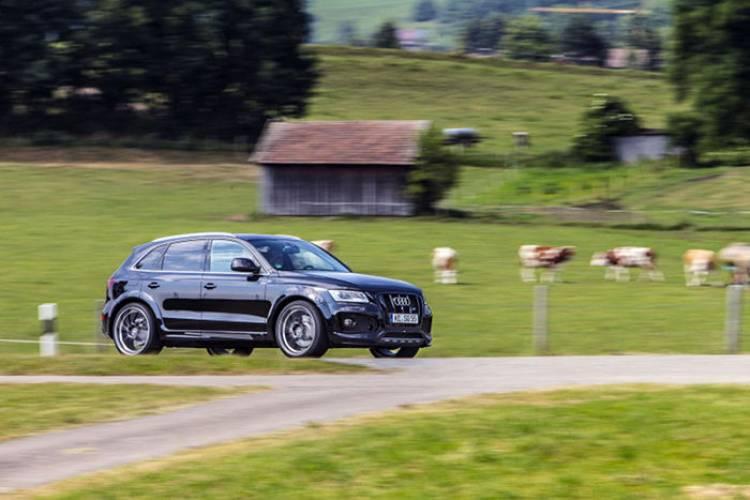 ABT da una vuelta de tuerca al Audi SQ5 TDI