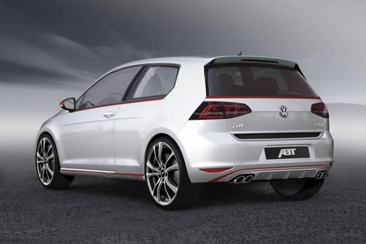 ABT llevará al Volkswagen Golf GTI hasta los 270 caballos