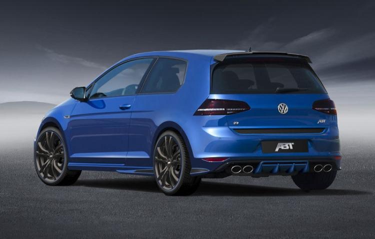 ABT prepara al Volkswagen Golf R