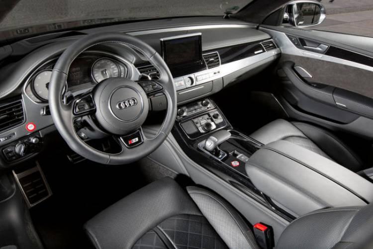 Audi S8 por ABT