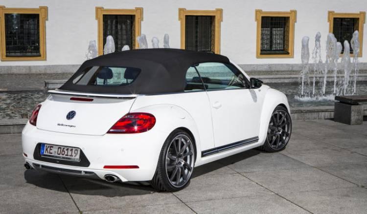 Volkswagen Beetle Cabrio por ABT