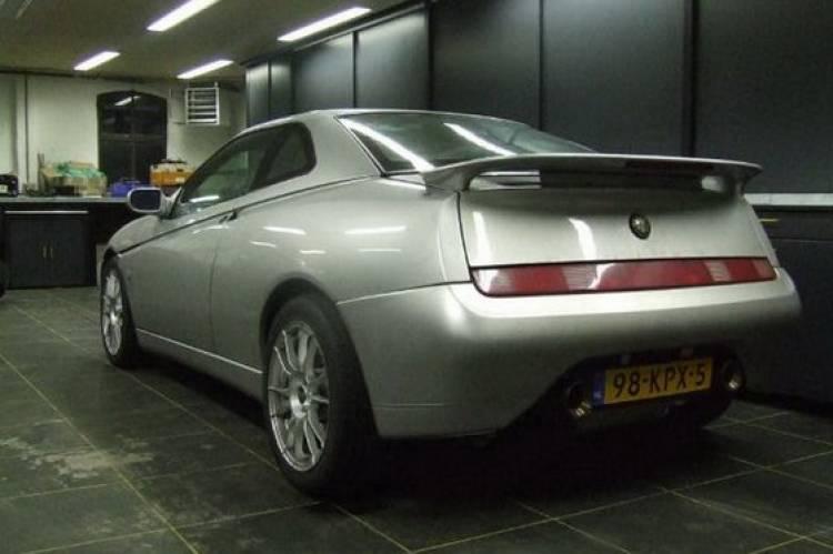 Alfa Romeo GTV bimotor