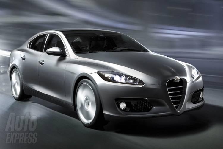 Alfa Romeo 169 según Auto Express