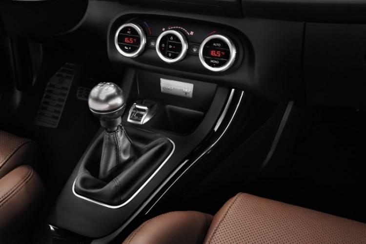 Giulietta vehículo de cortesía Maserati