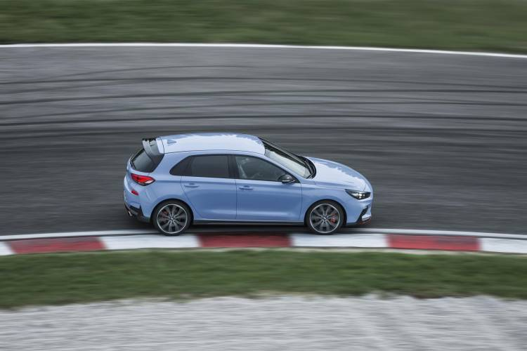 All-New Hyundai i30 N (13)