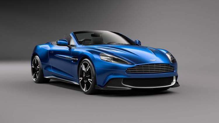Aston Martin Vanquish S Volante_frontolateral