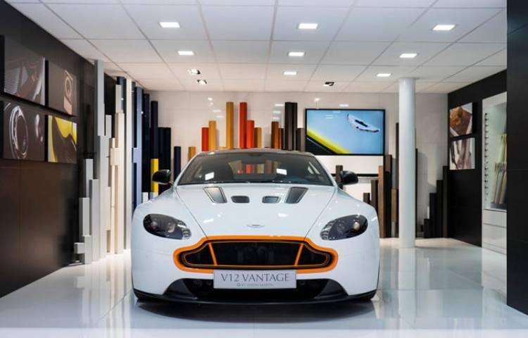Q by Aston Martin: este es el programa de personalización de Aston Martin