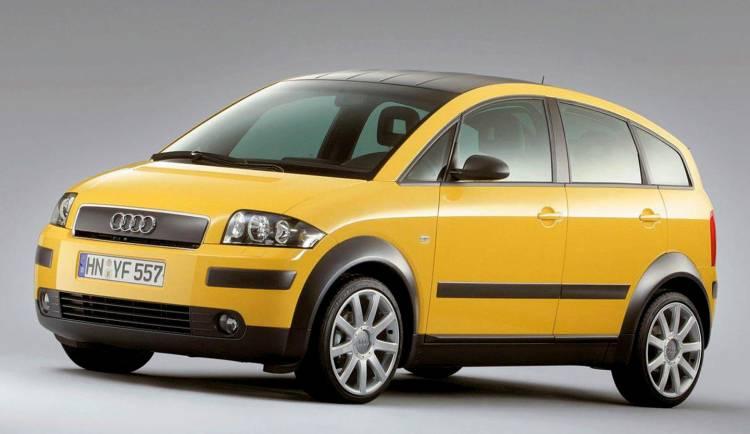 Audi A2 1999