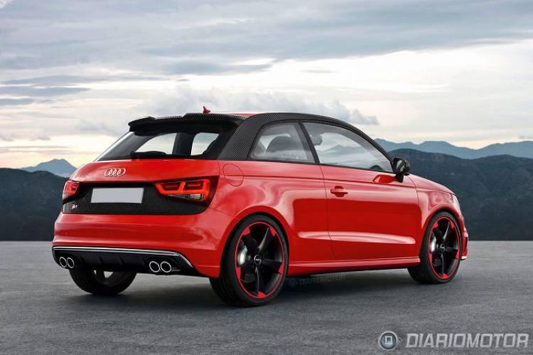 Recreando al Audi S1 ¿lo veremos en el Salón de Ginebra?