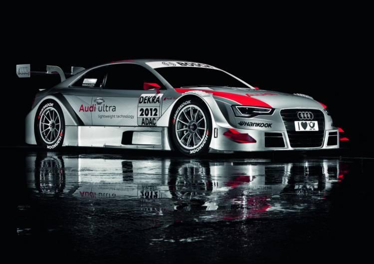 Audi A5 DTM (2012)