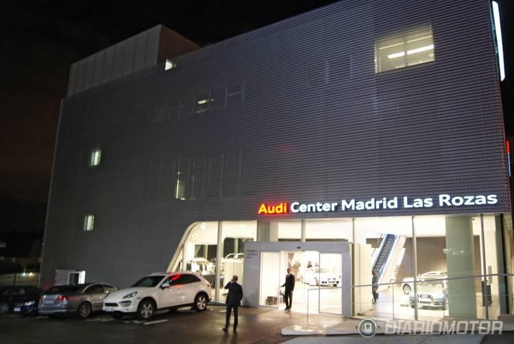 Nuevo Audi Center las Rozas